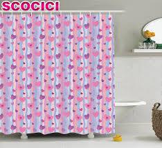 90 S Decor Online Get Cheap Valentine Shower Curtain Aliexpress Com