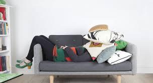 canapé ées 70 les différents types de canapé maison travaux