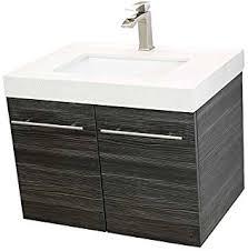 Bathroom Vanities 24 Inches by Vs Alexius Black Vanity Sink 24