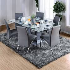 glass dining room table set lovable glass dining room table interesting sets popular for 17