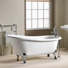 iconic diana slipper freestanding bath 1600 x 740mm u0026 1700 x