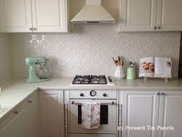 tin backsplash kitchen metal backsplash tiles crackle tiles backsplash