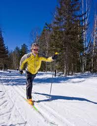easy to learn u0026 big fun cross country skiing 101 northeastern