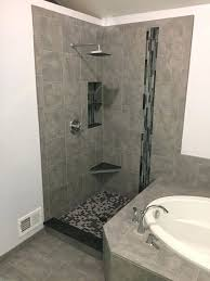 glass bathroom tiles ideas tile shower with half glass wall tags glass tile shower tile