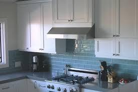 blue tile backsplash kitchen blue kitchen backsplash tile soft blue subway porcelain kitchen