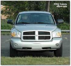 2006 dodge dakota third generation 2005 dodge dakota cab test drive review