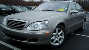 2003 mercedes s500 for sale used 2003 mercedes s class s500 4matic awd sedan 12 790 00