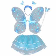 Blue Butterfly Halloween Costume Compare Prices Kids Costumes Butterfly Shopping Buy