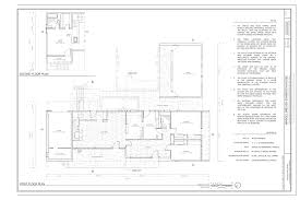 Are House Floor Plans Public Record File First And Second Floor Plan Kykuit Marcel Breuer