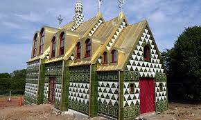 grayson perrys dream house a secular chapel to the essex for haammss