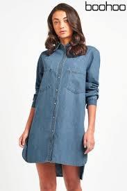 buy women u0027s dresses denim from the next uk online shop