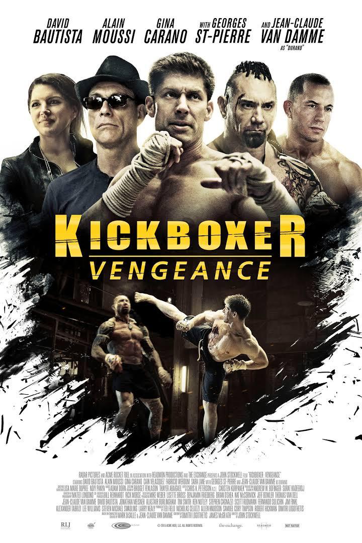Kickboxer: Vengeance-Kickboxer: Vengeance