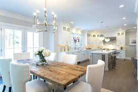 dining room kitchen ideas kitchen and dining room ideas reclaimed wood top dining table