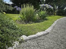 Garden Path Edging Ideas Entertaining Easy Landscape Edging Ideas For Plan Garden