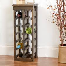 loon peak zanuck 12 bottle floor wine bottle rack u0026 reviews wayfair