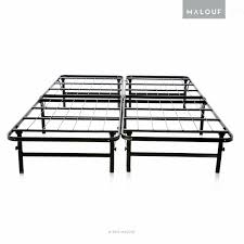 amazon com structures foldable bed base platform bed frame and