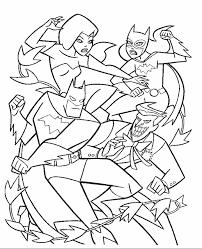 batman coloring pages free kids coloring