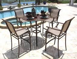 outdoor pub style patio furniture new luxury scheme brilliant tall