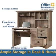 Oak Computer Desk With Hutch Oak Computer Desks Officefurniture
