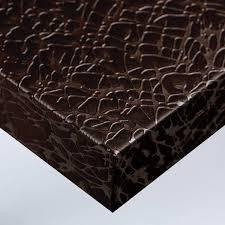 revetement adhesif pour plan de travail de cuisine revetement adhesif revetement mural cuir décoration cuir