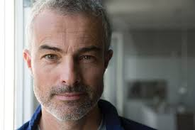 short haircuts for men in their 50s pin by d k on silver hair man styles pinterest silver hair men