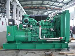 cummins engine powered diesel generator kta19 series product catalog