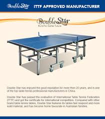 compare ping pong tables 19mm tournament size table tennis ping pong table