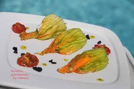cuisiner fleur de courgette fleurs de courgettes farcies à la ricotta