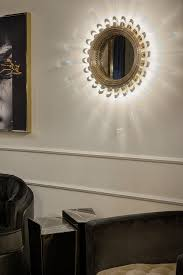 your home interiors add a special glow to your home interiors with luxxu s majestic mirror