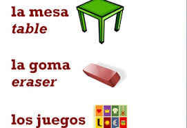 spanish english classroom labels 46 classroom items great for