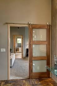Barn Door Ideas For Bathroom Modern Barn Door Track Barn Decorations