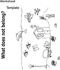 worksheet for kindergarten of animals farm animals spelling