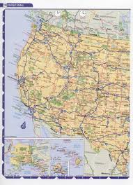 map usa northwest map of northwest united states and alaska map of usa states alaska
