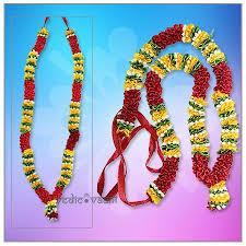 artificial flower haar garlands wholesale and supplier vedicvaani