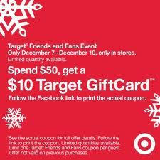 can i use black friday target gift card many stores offer the same prices online that they offer in their