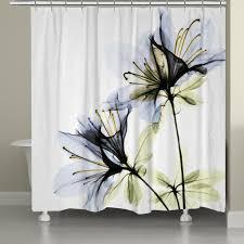 azalea x ray shower curtain u2013 laural home