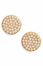 circle stud earrings women s stud earrings nordstrom
