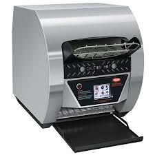 Commercial Conveyor Toaster Hatco Tq3 500 Toast Qwik Stainless Steel Conveyor Toaster With 2
