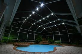 nebula lighting systems rail light system