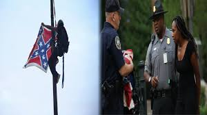 Flag Sc Activist Bree Newsome Took Down The Confederate Battle Flag In Sc