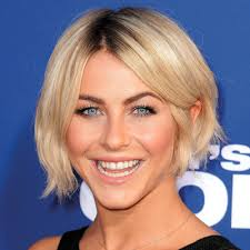 julianne hough shattered hair the shattered bob behindthechair com