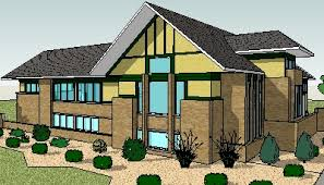 Modern Home Design 4000 Square Feet House Drawing Design Rustic Home Plans Design One Floor Bungalow