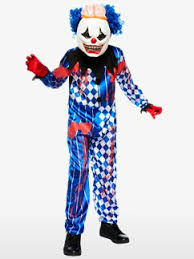 Clown Costumes Halloween Clown Costumes U2013 Scary Clowns Party Delights