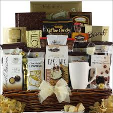 gourmet coffee gift baskets gourmet coffee gift basket