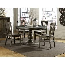 dining tables rustic farmhouse dining table gray counter height