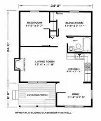 cabin blue prints one room cabin floor plans studio plan modern casita house plan