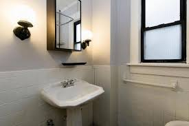 black white bathrooms ideas before after a black white bathroom gets an update