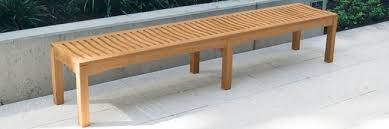 Bench Outdoor Furniture Teak Benches Outdoor Garden Benches Country Casual Teak