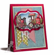 141 best cards trains images on pinterest masculine cards