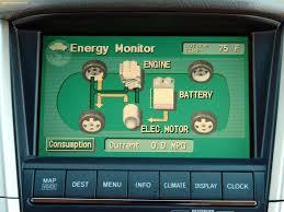 lexus rx 400h hybrid fuel consumption lexus rx400h 2005 pictures information u0026 specs